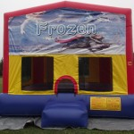 Frozen Bounce House $150 (free theme)