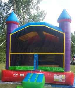 Wacky Castle Bounce House